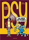 Les Psy, Tome 19 : J'ai pété les plombs ! par Bédu
