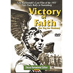 Victory of Faith Deluxe Remastered DVD (Der Sieg des Glaubens)