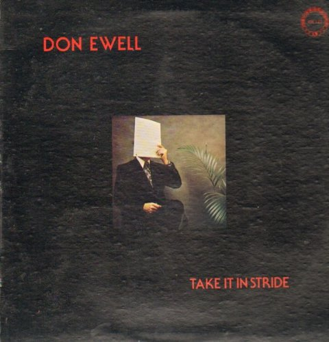 take it in stride LP by DON EWELL