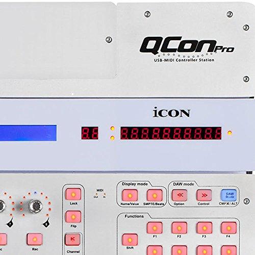 iCON QCon Pro USB Midi Controller - 5