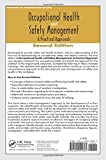 Occupational Health and Safety Management: A Practical Approach, Second Edition