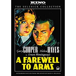 A Farewell to Arms: Kino Classics Edition