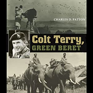 Colt Terry, Green Beret Audiobook