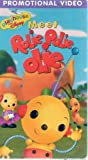 Meet Rolie Polie Olie (Video Tape: Playhouse Disney) (VHS, Walt Disney Home Video)