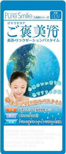 サンスマイル ご褒美浴海藻 30g