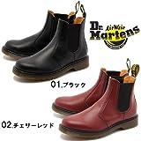 ドクターマーチン Dr.Martens 2976 チェルシー ブーツ サイドゴア ブーツ 全2色メンズ(男性用)[並行輸入品]ブラック28.0cm(UK9.0)