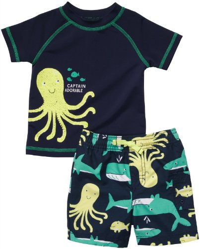 Baby Rash Guard Shirts back-102836