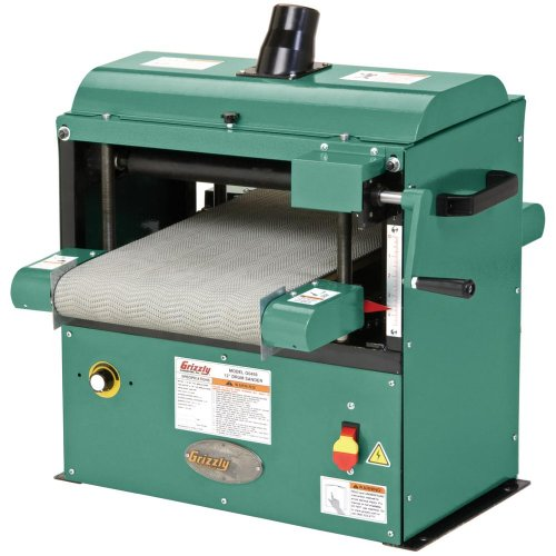 """Grizzly G0459 12"""" Baby Drum Sander"""