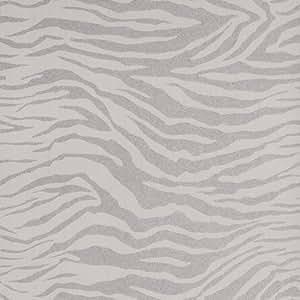 papier peint design z bre gris clair couleur blanc argent mati re papier bricolage. Black Bedroom Furniture Sets. Home Design Ideas