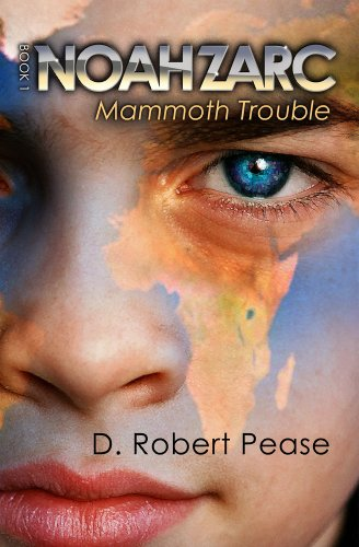 <strong>Like YA Science Fiction? Then we think you will like this FREE excerpt from our brand new Kids Corner Book of The Week, D. Robert Pease's <em>Noah Zarc: Mammoth Trouble</em> - AND TODAY ONLY!!!! DOWNLOAD THE WHOLE BOOK FOR FREE ON KINDLE!</strong>