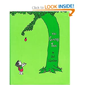 The Giving Tree: Sid Silverstein: Amazon.com: Books