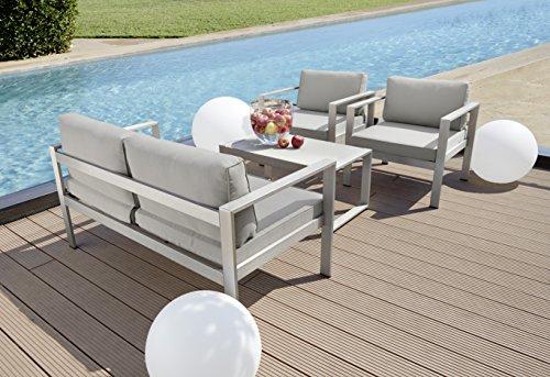 greemotion-123529-Lounge-Set-San-Diego-4-teilig-136-x-79-x-70-cm-grau-silber