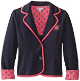 Hartstrings Girls 7-16 Knit Ponte Collegiate Blazer