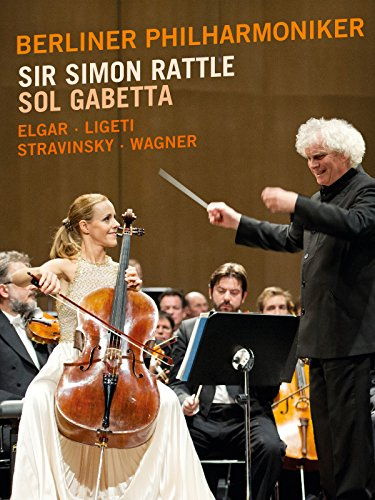 Berliner Philharmoniker, Sir Simon Rattle, Sol Gabetta