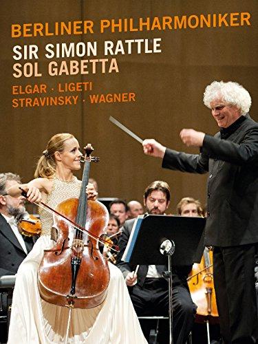 Berliner Philharmoniker, Sir Simon Rattle, Sol Gabetta on Amazon Prime Instant Video UK