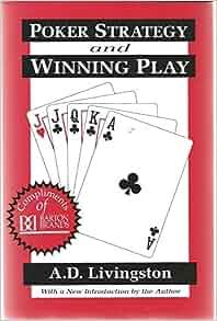 Poker strategy best books