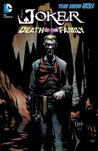 The Joker Death Of The Family The 52 at Gotham City Store