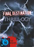 FINAL DESTINATION Trill-ogy 3DVD´s