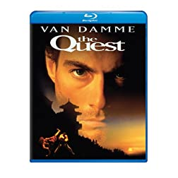The Quest [Blu-ray]