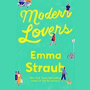 Modern Lovers Audiobook