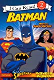 Batman: Meet the Super Heroes (I Can Read! Reading with Help: Level 2 (Pb))