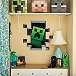 Minecraft Wall Clings (Creeper Inside)