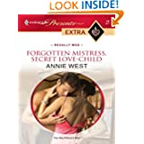 Forgotten Mistress Love Child Harlequin ebook
