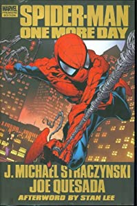 "Cover of ""Spider-Man: One More Day"""