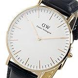 ダニエル ウェリントン クラシック リーディング/ローズ 36mm 腕時計 0513DW 腕時計 海外インポート品 ダニエルウェリントン [並行輸入品]