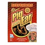 Beefeaters Pig Ear Strips, 10oz