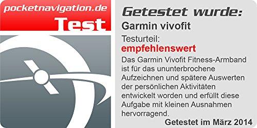 续航一年,佳明Garmin Vivofit 智能健康手环,全新版图片