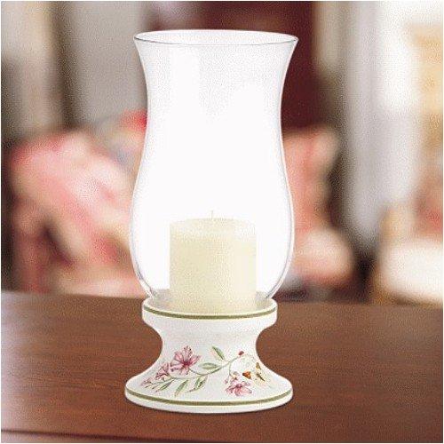 LENOX BUTTERFLY MEADOW HURRICANE LAMP W/ PILLAR - Buy LENOX BUTTERFLY MEADOW HURRICANE LAMP W/ PILLAR - Purchase LENOX BUTTERFLY MEADOW HURRICANE LAMP W/ PILLAR (LENOX - BUTTERFLY MEADOW COLLECTION - Made in Not, Home & Garden, Categories, Kitchen & Dining, Tableware)