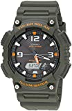 Casio Men's AQS810W-3AVCF Solar Sport Combination Watch