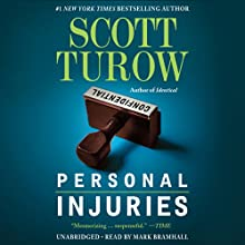 Personal Injuries (       UNABRIDGED) by Scott Turow Narrated by Mark Bramhall