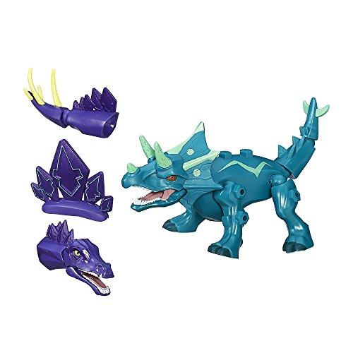 Jurassic World Hero Mashers Triceratops Figure - 1