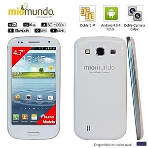 MioMundo - SmartPhone Android i9377 4,7. Pantalla 4,7