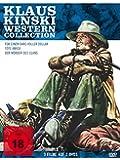 Klaus Kinski Western Collection [3 DVDs]