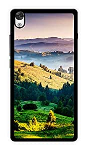"""Humor Gang Beautiful Landscapes Printed Designer Mobile Back Cover For """"OnePlus X"""" (2D, Glossy, Premium Quality Snap On Case)"""