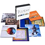 The Studio Albums 1989-2007 by Rush (2013-10-01)