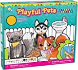 The Orb Factory Sticky Mosaics - Playful Pets