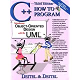 C++ How to Programby Harvey M. Deitel