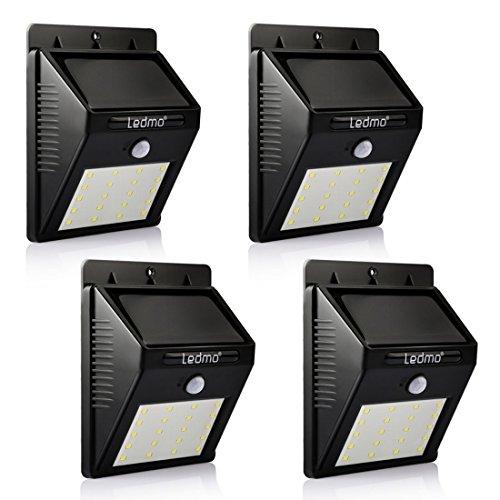 ledmo-lumiere-solaire-led-lumiere-murale-blanc-6000k-pir-capteur-de-mouvement-et-capteur-de-lumiere-