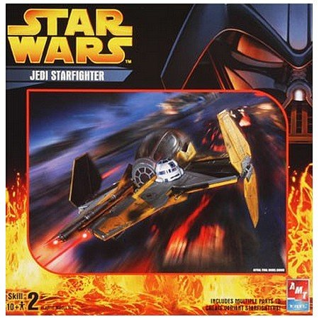 Star Wars Jedi Starfighter - Buy Star Wars Jedi Starfighter - Purchase Star Wars Jedi Starfighter (ERTL, Toys & Games,Categories,Construction Blocks & Models,Construction & Models,Vehicles,Spacecraft)