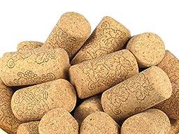 DIAM II Premium Wine Corks, 23.5x44mm - 100-Count