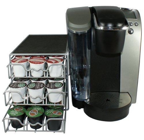 Decobros 3 Tier Drawer Storage Holder 54 Keurig K Cup