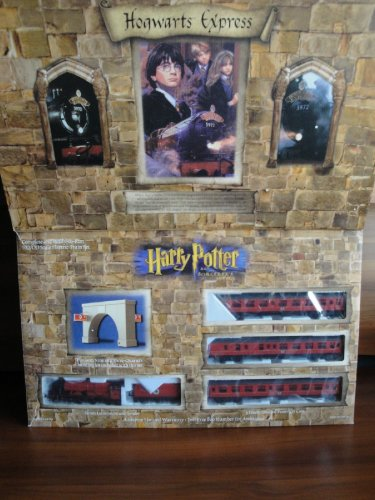 Harry Potter Bachmann 'The Sorcerer'S Stone' Hogwarts Express Ho Scale Train Set