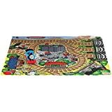 Fisher Price Thomas the Train Sites on Sodor Playmat with Thomas Train Playset
