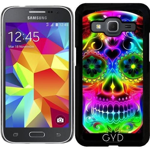 Custodia per Samsung Galaxy Core Prime (SM-G360) - Skull20151213 by JAMFoto