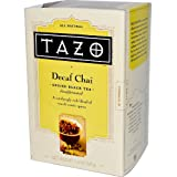 Tazo Teas, Decaf Chia, Spiced Black Tea, Decaffeinated, 20 Filterbags, 1.9 oz (54 g)