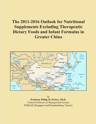 The 2011-2016 Outlook For Nutritional Supplements Excluding Therapeutic Dietary Foods And Infant Formulas In Greater China